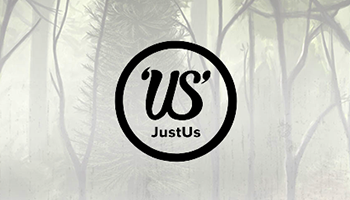 JustUs.co Branding and Website Design