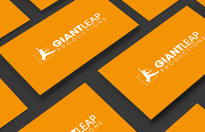 Giant Leap Products Branding