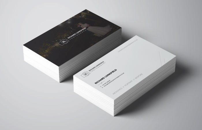 Longfield Photography Branding & Web Design